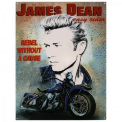 Plaque murale James Dean