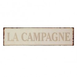 Plaque La Campagne