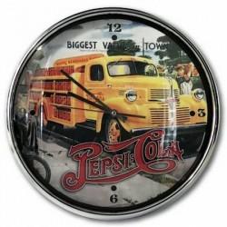 """Horloge Pepsi-Cola """"Camion"""""""