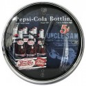 "Horloge Pepsi-Cola ""Oncle Sam"""