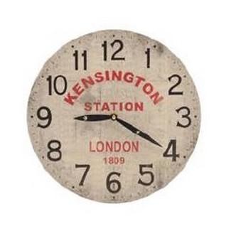Horloge Kensington Station London