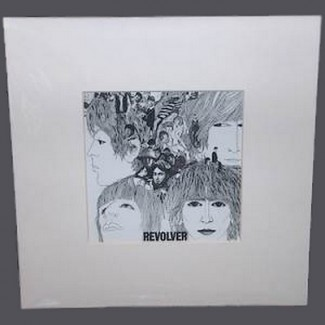 Cadre Album Revolver The Beatles 2