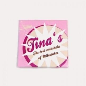 Magnet vintage Tina's