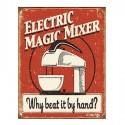 Plaque Electric Magic Mixer
