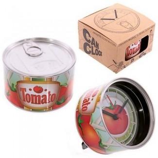 Horloge en boite aimantée Tomates 2