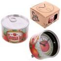 Horloge en boite aimantée Tomates