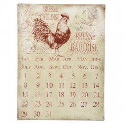 Calendrier Bresse Gauloise