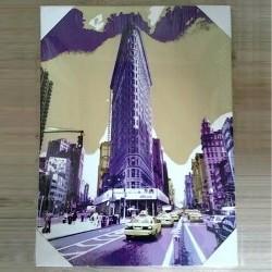 Toile New-York Flatiron Building