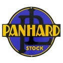 Plaque Panhard Stock