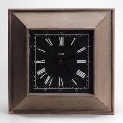 Horloge Carrée Esprit