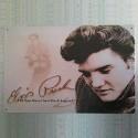 Plaque Légende Elvis Presley