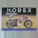 Plaque Moto Horex