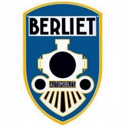 Plaque Berliet Auto