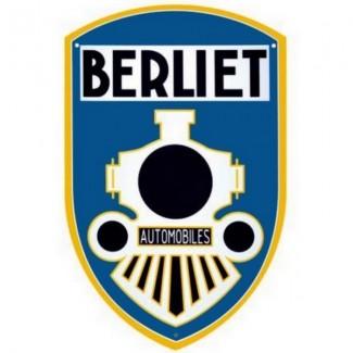 Plaque Berliet Automobiles