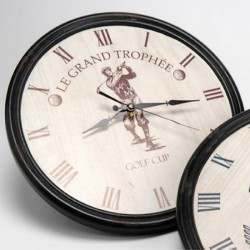 Horloge Grand Trophée Golf Cup