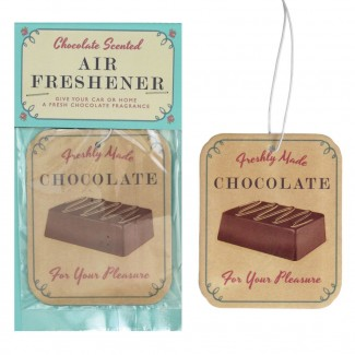 Sent bon à suspendre chocolat