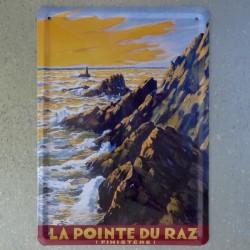 Plaque La Pointe Du Raz Finistère