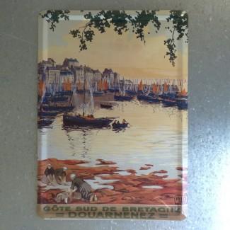 Plaque Douarnenez Côte Sud De Bretagne