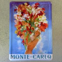 Plaque Monte-Carlo Domergue