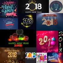 Bonne année 2018 avec deco-plaques.com