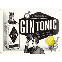 Plaque Gin Tonic 6.95€
