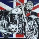 Plaques motos