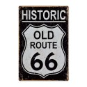 Plaque Historic Old Route 66