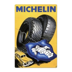 Plaque Michelin Vrai Confort