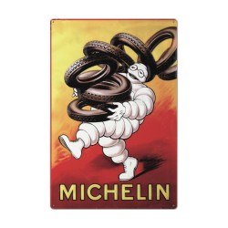Plaque Michelin Plein Les Mains