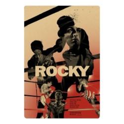 Plaque Rocky sur le Ring