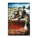 Plaque rétro Easy Rider