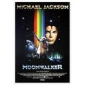 Plaque Michael Jackson Moonwalker