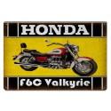 Plaque Moto Honda F6C Valkyrie