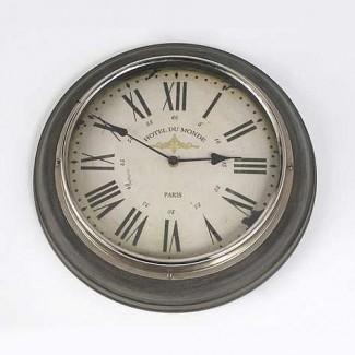 Horloge Hôtel du Monde
