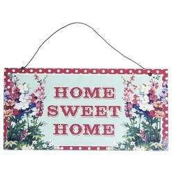 Plaque Home Sweet Home