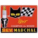 Plaque SEV Marchal