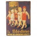 Plaque Blédine