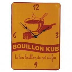 Pendule Bouillon KUB pot au feu