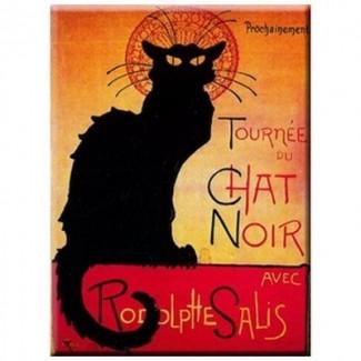 Magnet Chat Noir Rodolphe Salis