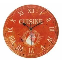 Horloge cuisine Coq