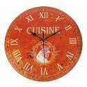 Pendule cuisine Coq