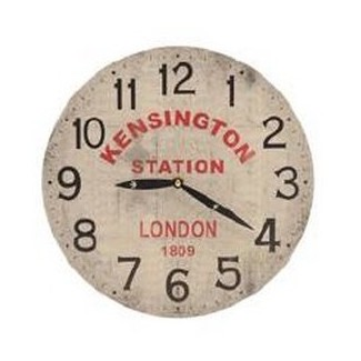 Horloge Kensington Station London