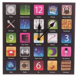 Horloge Apps Phone Design