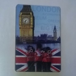 Magnet Big Ben UK Garde Anglaise
