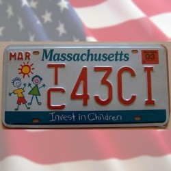 Plaque Massachusetts Invest in Children