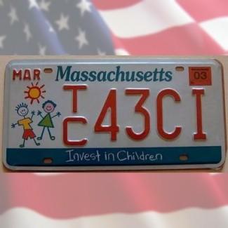 Plaque Massachusetts Invest in Children