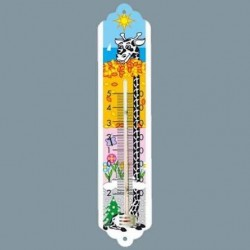 Thermomètre Girafe Stil