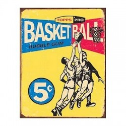 Plaque Topps - Basket Ball