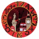 Horloge Symbols Of London