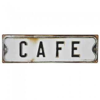 Plaque deux faces café coffee
